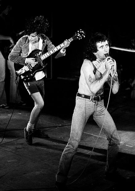 AC/DC: Up to my neck in you