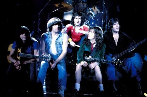 ACDC Band - Who Made Who