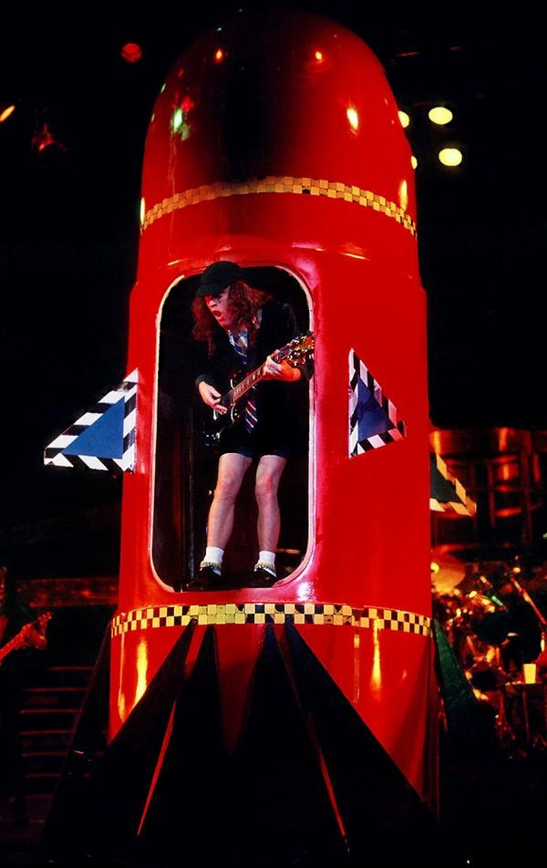 Acdc Flick Of The Switch Tour